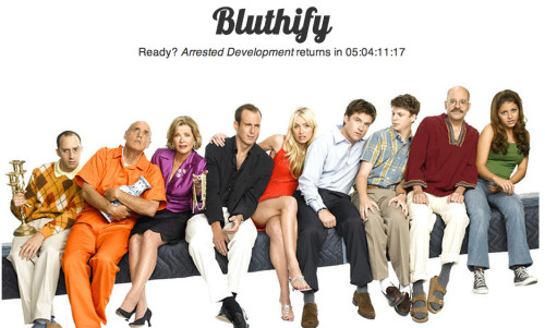 thebluthcompany:  Bluthify | Spotify made playlists for each one of the Bluth Family members for you to enjoy.  Click here and listen to each one of them, and share them with your friends, they're perfect.   Internet LOVE Arrested Development.