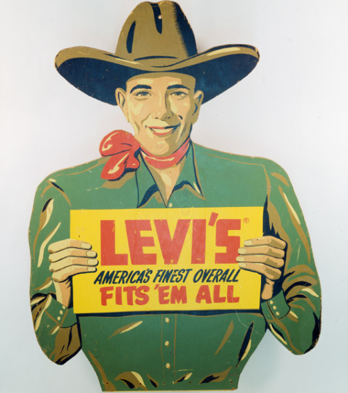 LEVI'S America's Finest Overall Fits 'Em All