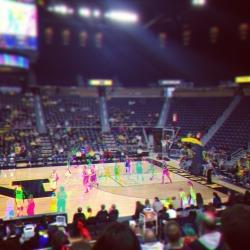 Michigan Women's Basketball.