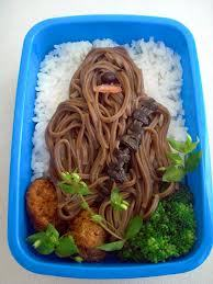 fandom-food:  Chewbacca bento box  YES!