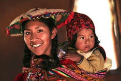 Colorfull people ~ Peru