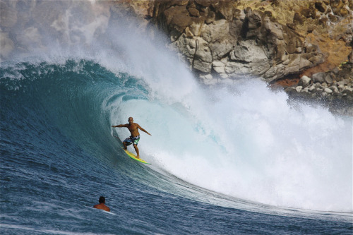 mike ho, honolua bay. doomaphoto.