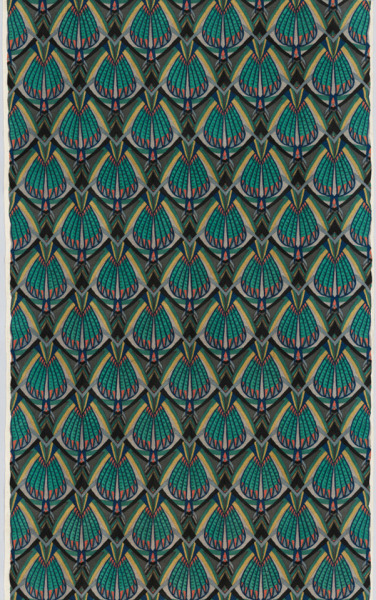 #textile_design, #british_design, #pattern, #art_deco