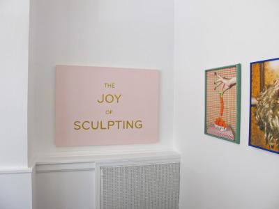 #breanne_trammell, #sculpturecenter, #installation, #art, #westchester_community_college, #2014