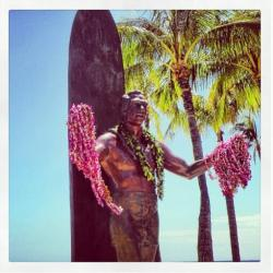idreamwhenimwideawake:  May Day is Lei Day in my homeland, Hawai'I. Aloha, from the mainland!  Happy May Day!