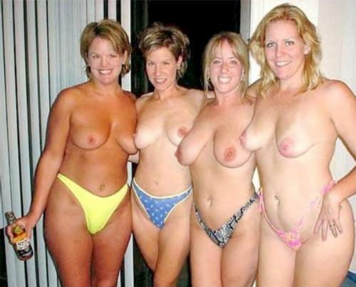 A bevy of Beauties……………