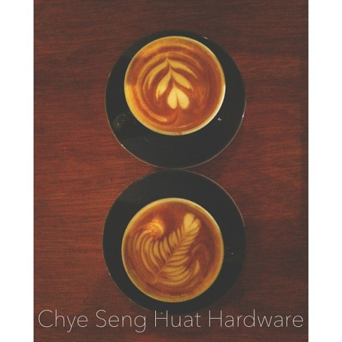 Kopi  (at Chye Seng Huat Hardware Coffee Bar)