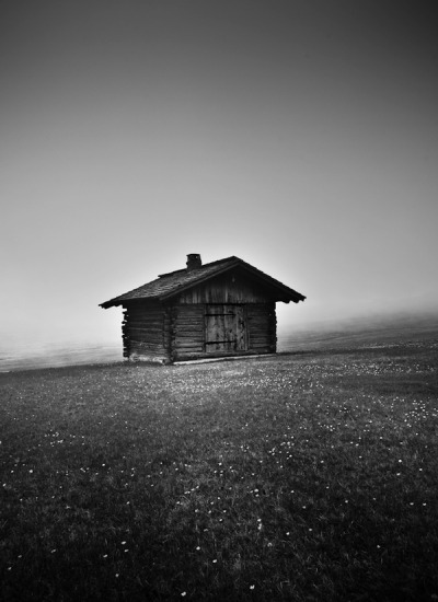 black-and-white:  © David Mascha (via Seiser Alm on Photography Served)