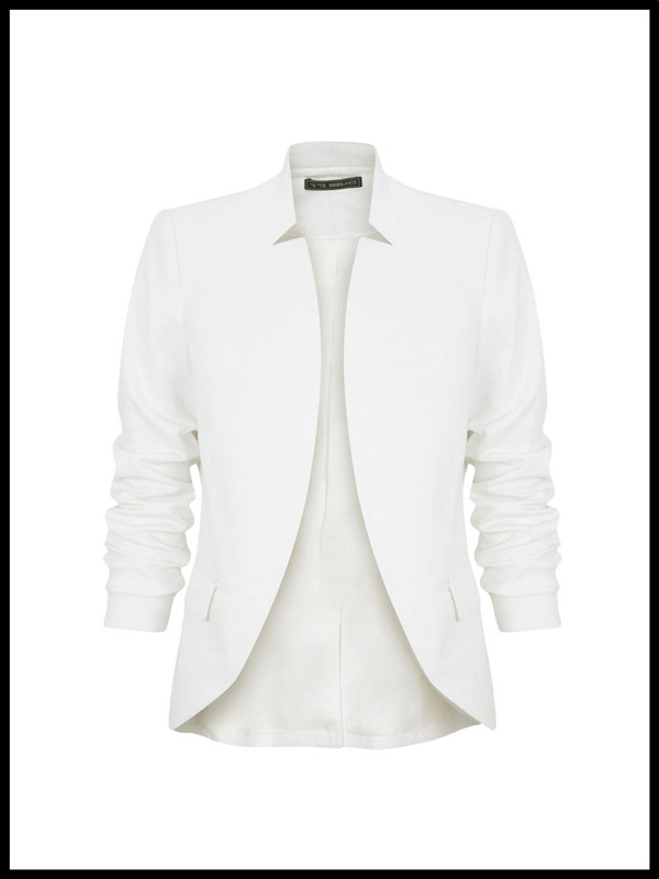 Shop Now Blanco.com: Blazer. (SUITEBLANCO Spring Summer 2013 Collection).