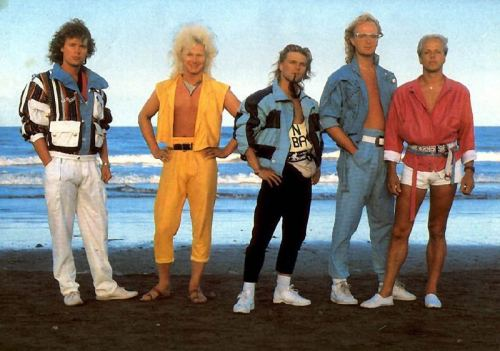 "Forgotten hairlords of the 80s, ""Bogart Co."" have an absolutely perfect video for you to enjoy forever and ever. (h/t to the NoMeansNo Facebook team for unearthing this glorious gem)"