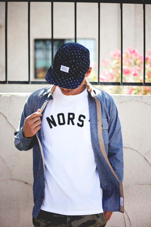 featurelv:  Norse Projects Summer Delivery Available Now 702-463-3322 www.featuresneakerboutique.com