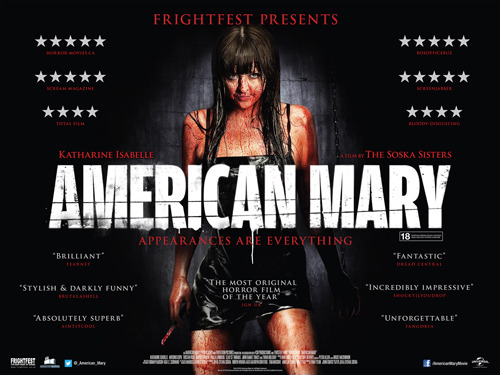 totalfilm:    The Making Of American Mary