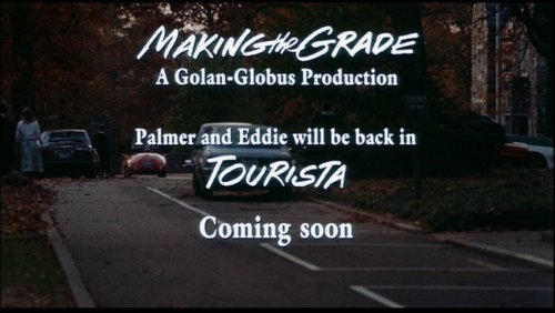 Palmer & Eddie will be back in Tourista. Coming soon.