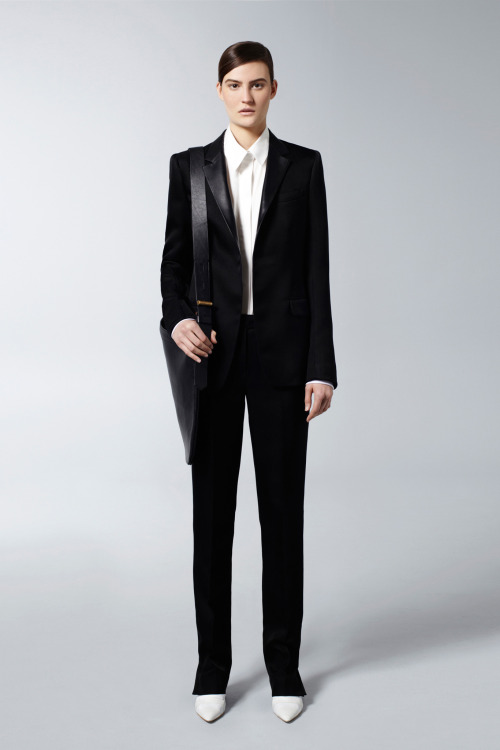 asongoficeandfashion:  Brienne of Tarth // Reed Krakoff Pre-Fall '13  What would Brienne wear?