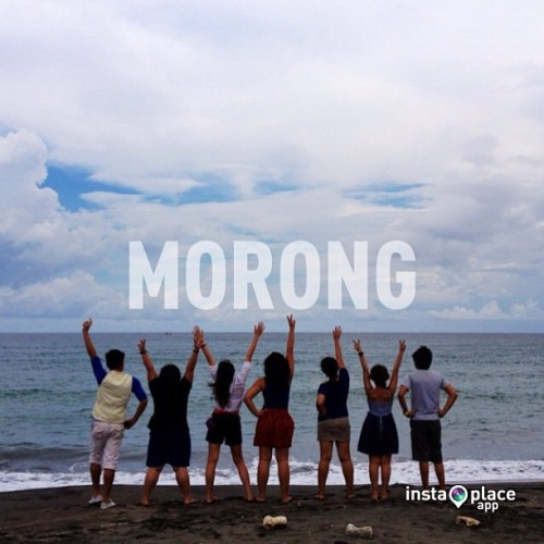 Coming Soon lang ang peg. :)) #team #building #marketing  (at Padi Sa Morong)