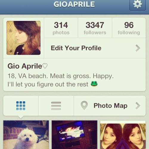 Follow me on Instagram:-)