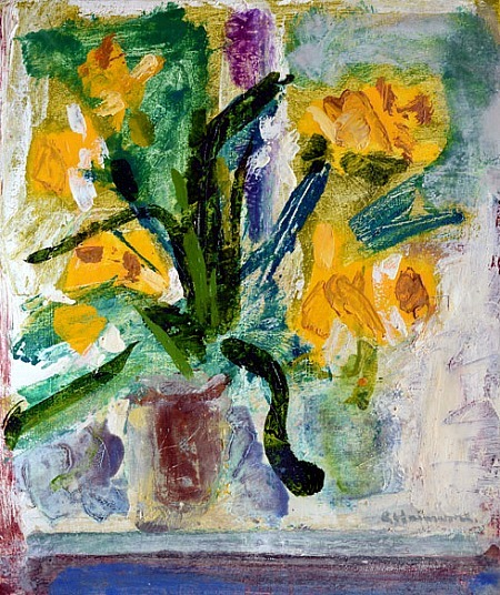 George Hainsworth Daffodils 2012