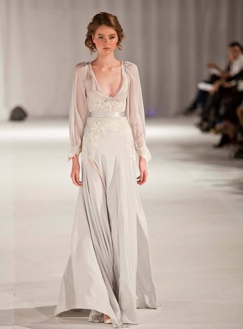 Wedding gown for Roslin Frey