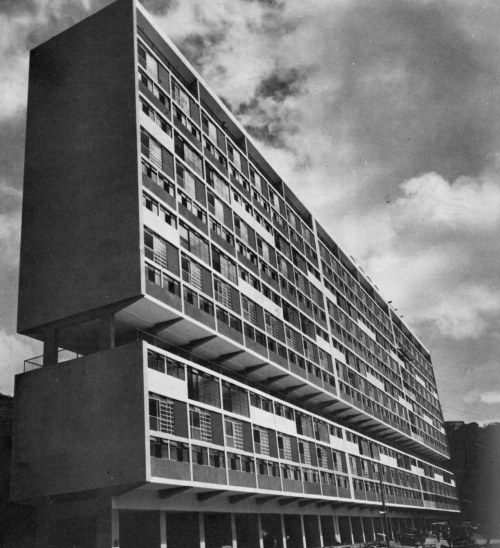1953-55 Cerro Grande Housing Unit | Architect: Guido Bermúdez | El Valle, Caracas, Venezuela Via