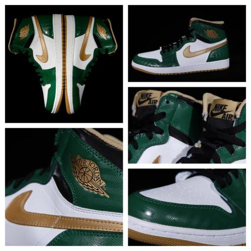 Air Jordan 1 Retro Hi OG Clover