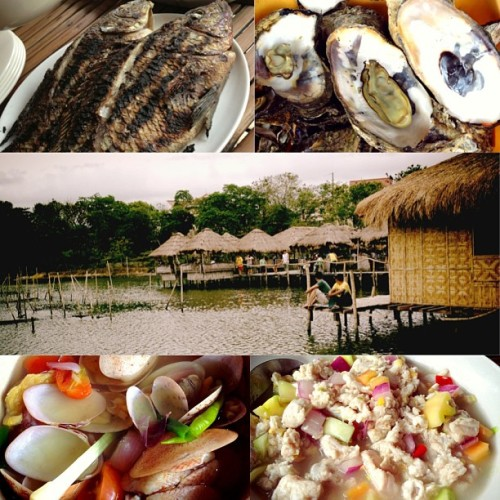 ..one fine sunday ❤ (at Co Jordan Talaba and Bangus Farm)