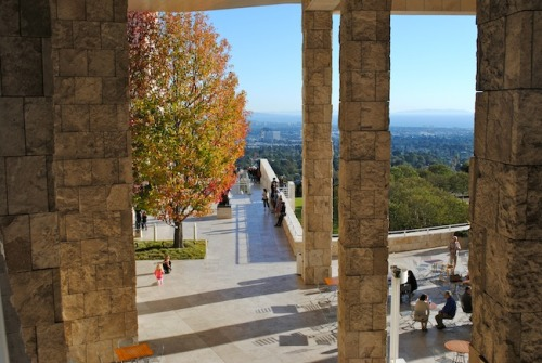 The Getty Museum, LA