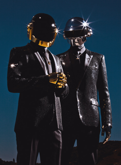 soundisstyle:  Daft Punk by Nabil