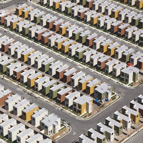 Apodaca, 2011 by Jorge Taboada (from Alta Densidad - 'High density')