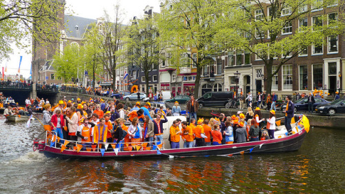 Koninginnedag Boat Parade #4 on Flickr.
