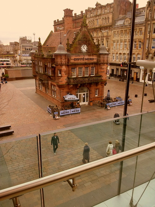 Cafe Nero, Glasgow, Scotland photo via ermily