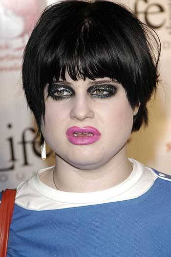 "I just want to imagine a world where this Kelly Osbourne is doing the thing that 2013 Kelly Osbourne is doing, and she's just grimacing all over red carpets for E!, slackjawed and half-growling at every celeb, ""You're just awful. Awful! 'Shut up!' """