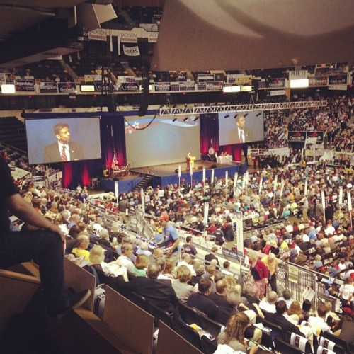 Bobby Jindal speaking http://bit.ly/13w5Jw3