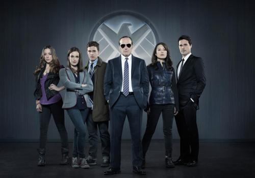 Marvel's Agents of S.H.I.E.L.D. Assemble on ABC