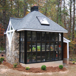 architecture cabin Shed greenhouse tiny house