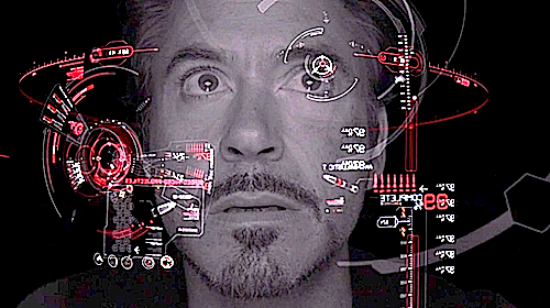 "rdjnews:  RDJ: Toughest part in being Iron Man are the close-up shots.  In an exclusive interview with Yahoo! Movies, in preparation for the release of the second Iron Man 3 trailer, Robert Downey Jr. says the toughest part of playing Iron Man is filming scenes with the ""Heads Up Display"" view, which allows viewers to see Downey's face up close whenever Tony Stark dons the metal suit.   From Yahoo:  ""When you do the HUD work, usually it's kind of the last thing in the schedule,"" Downey said. ""And you're going back and essentially living the movie again in close-up, tired.""     Basically, Downey has to relive all of the action scenes in the movie they already shot and deliver the same level of intensity even though he's standing still and there's nothing for him to actually react to. That includes performing some of his most emotional scenes, like in The Avengers when he is unable to contact Pepper (Gwyneth Paltrow) while he is flying to what he believes will be his death.   Downey explained it this way:  ""I don't like, [as himself] 'All right. What's happening now?' [as the director] 'Oh, the most important woman in your life is falling off crane into a fiery pit. Okay? So, let's just rehearse once and then we'll do it about 10 or 12 times until the camera is right and you've given enough.' They're just screaming direction at you… I like the scenes. I like the action.""   (Source: Yahoo!)"