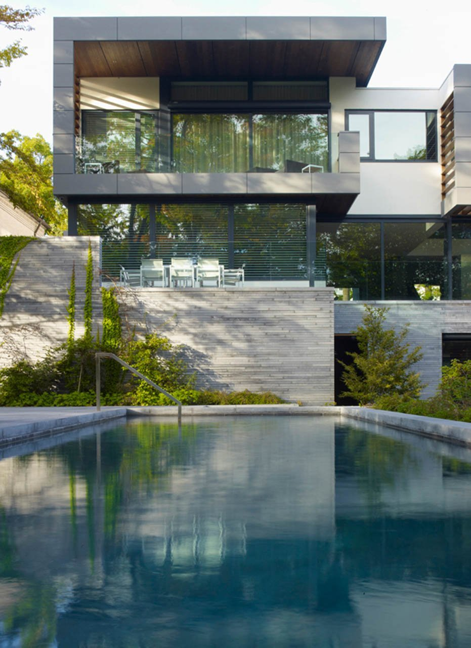 designed-for-life:  Toronto Residence by Belzberg Architects