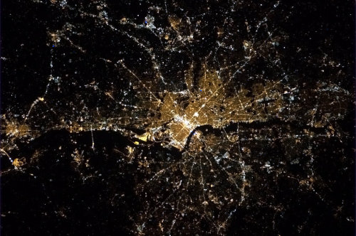 colchrishadfield:  Philadelphia, PA - the well-lit City of Liberty, Rocky, Brotherly Love and Cheese Steak.
