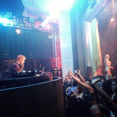 @diplo at xs #vegas #diplo