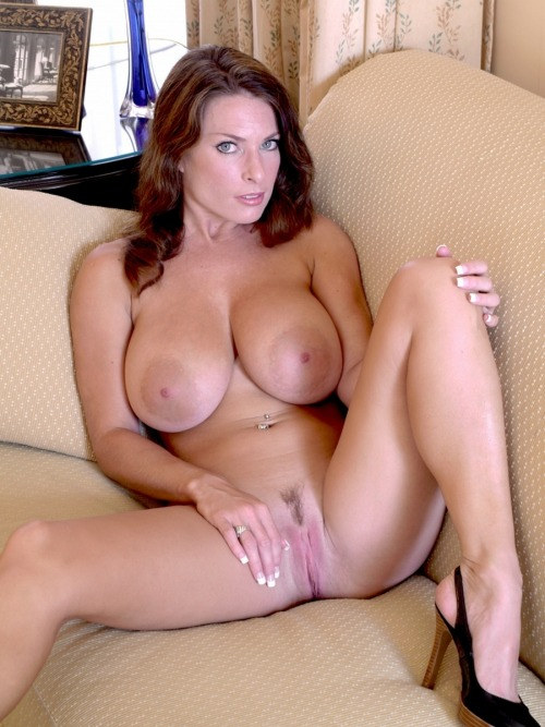 Naked big boobs milf