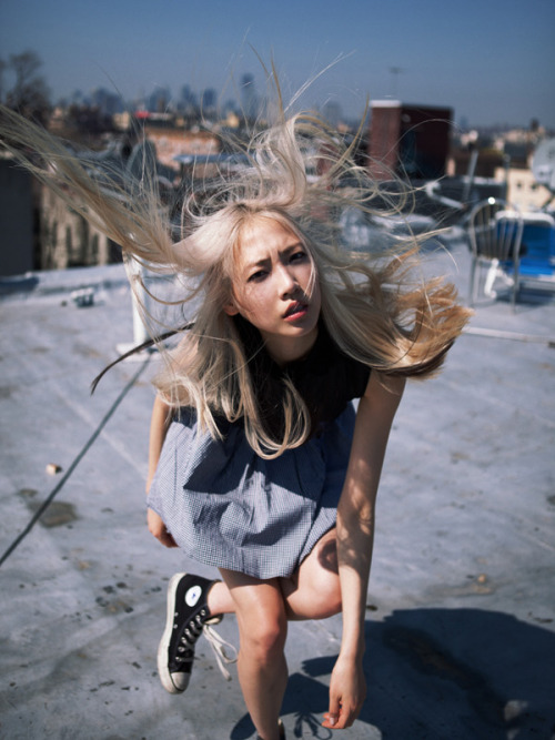 Soo Joo Someday, I will be you.