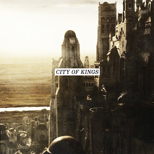 stewardssons:  ♜ City of Kings: a fanmix inspired by the proud towers of Minas Tirith, the withered tree still yet guarded in the hope that one day it may blossom and the glittering bridge of Ecthelion, for a city and country steadfast and resolute and utterly unflinching against the darkness of Mordor. {featuring the soundtracks of The Tudors, How to Train Your Dragon & Stardust. click tower for link to 8tracks}