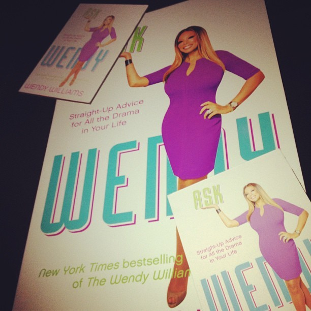 When #wendywilliams throws a party, it's just as over the top as her personality.