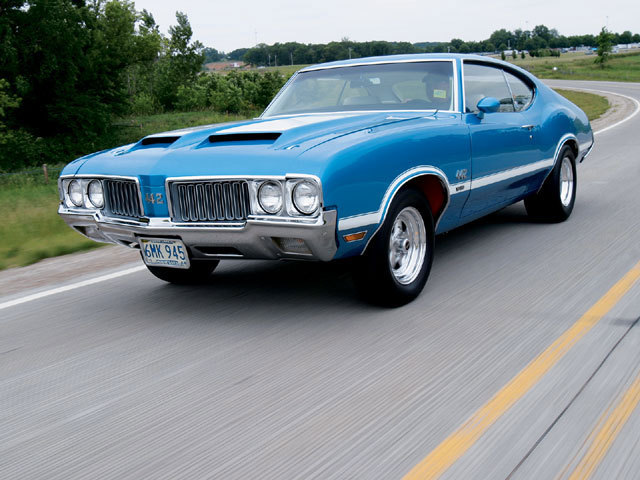 Oldsmobile Cutlass.