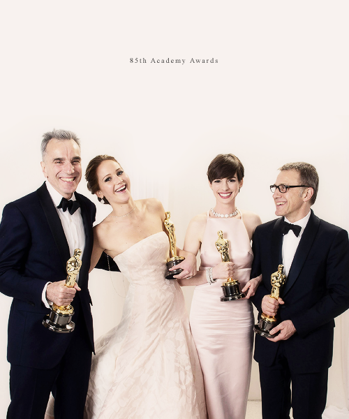 claibourn:  THE WINNERS! | OSCAR PORTRAIT