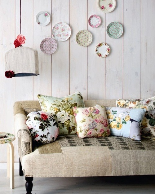 boho-furnishings:  vintage color | via Tumblr on We Heart It - http://weheartit.com/entry/56927011/via/bohosoftfurnishing