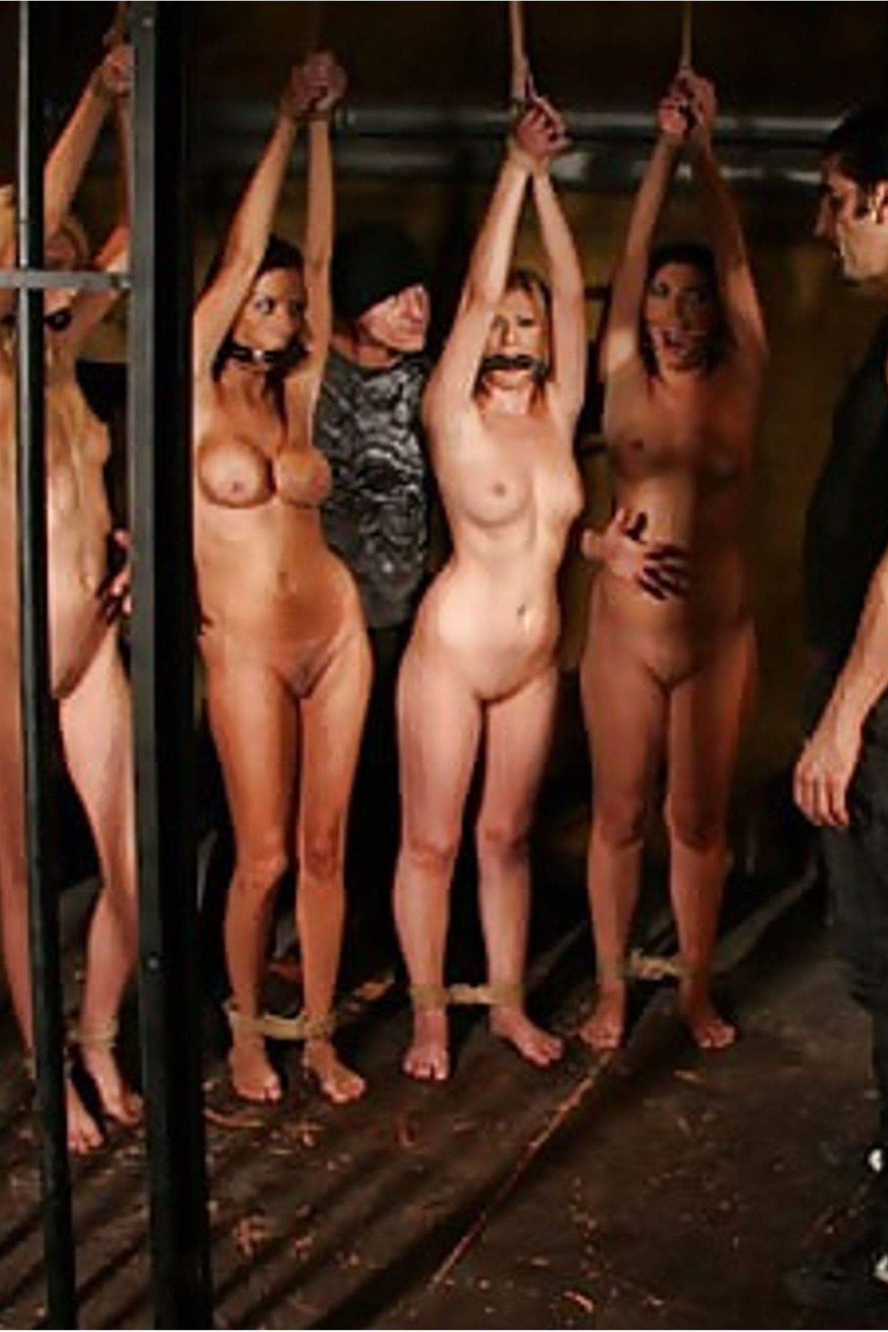 Slave auction sex