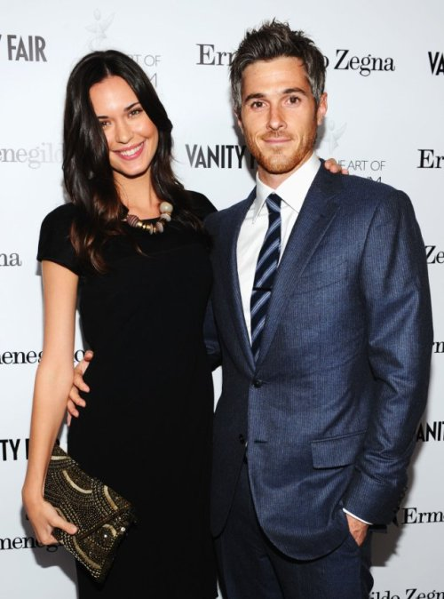 everythingvirgo:  Virgo Couples: Dave Annable (Virgo) & Odette Annable (Taurus)
