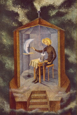 nevver:  Star Maker, Remedios Varo