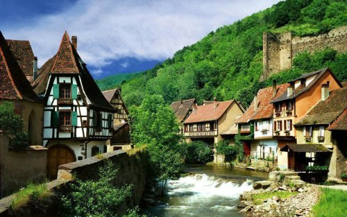 besttravelphotos:  Alsace, France.