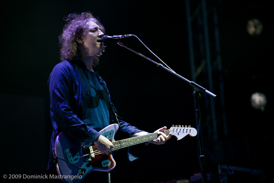 Flashback photo: Kevin Shields of My Bloody Valentine at All Points West Music and Arts Festival, August 2009. After 21 years, MBV released a new record over the weekend. © 2009 Dominick Mastrangelo